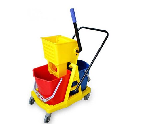 Cleaning cart Model AL2302 - City Technology