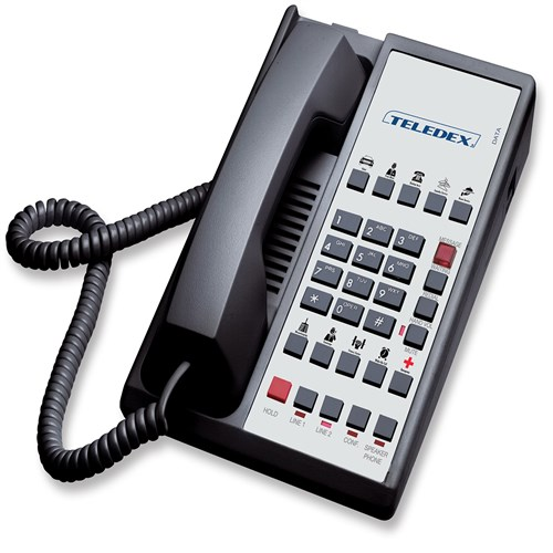 Teledex Diamond L2S-10E Phone