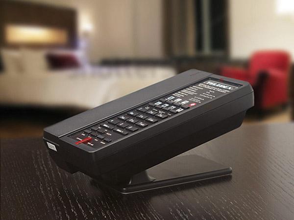 Teledex là hãng điện thoại khách sạn đã quá nổi tiếng từ năm 1982 cho đến bây giờ. Trên thế giới trong lĩnh vực kinh doanh điện thoại khách sạn thì thương hiệu Teledex luôn là đàn anh dẫn đầu về thiết kế, công nghệ, luôn nhận được sự tin cậy của người tiêu dùng trong thị trường khách sạn.