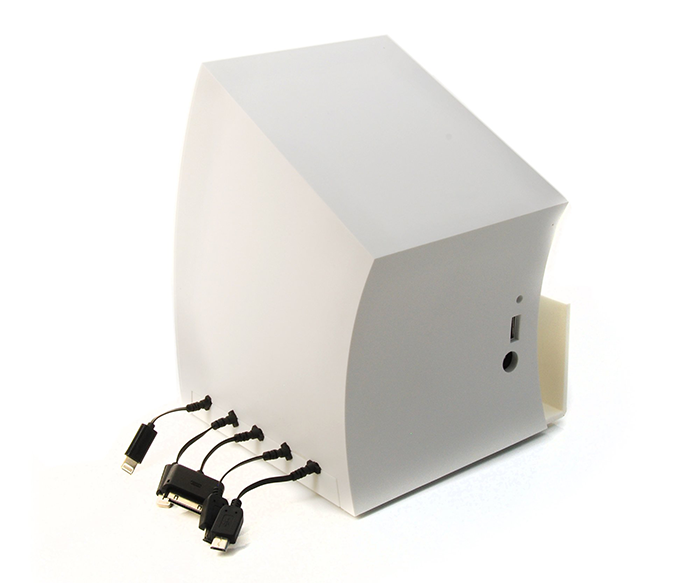 Valet stand Model AL402 - City Technology
