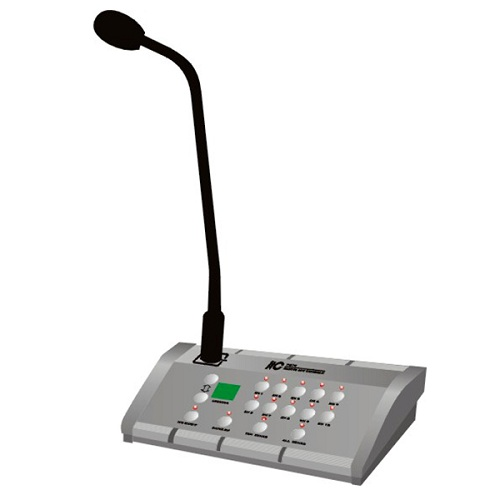 Remote Paging Microphone T-218