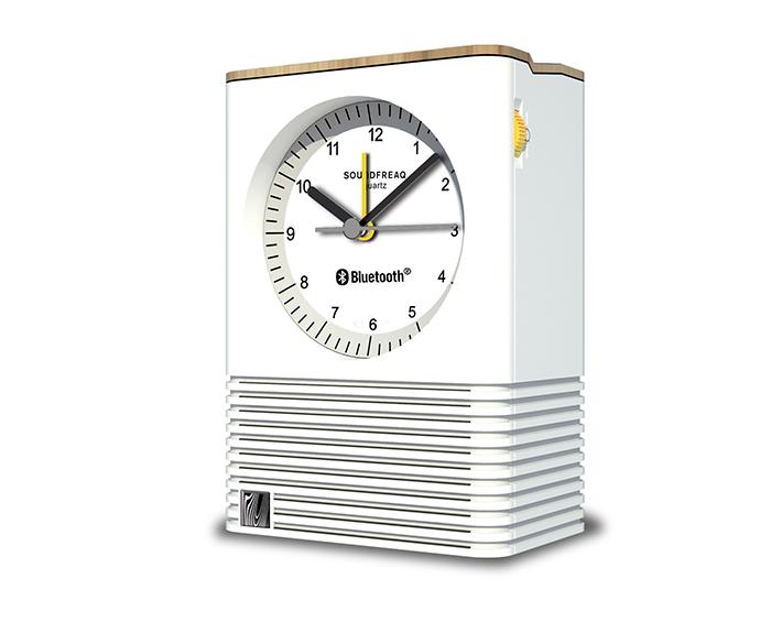 Alarm Clock & Audio - City Technology